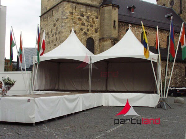 Podium-overkapping-pagodetent-10×5-Partyland